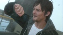 Kojima and Norman Reedus dance in the rain celebrating Death Stranding? MGSV The Phantom Pain PC mod