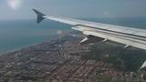 Aterrizando en Roma - Alitalia A321 I-BIXR