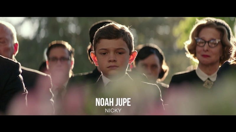 SUBURBICON Interview Newcomer Noah Jupe
