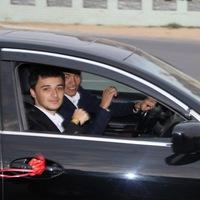 Бахруз Намазов