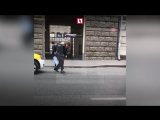 Нападение на полицейского (18 + )