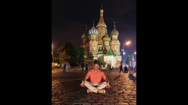 Will Smith на Красной площади (из его Instagram-а) чм2018 ф2018 fifaworldcup2018 worldcup worldcup2018 fifa2018 willsmith