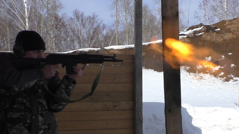 Сайга 308-1 исп 46 - оружие браконьера