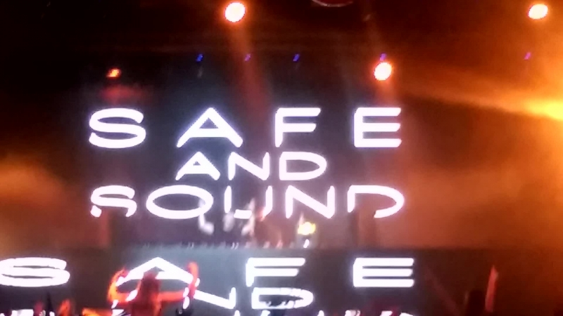 Safe And Sound (Capital Cities Markus Schulz) на концерте I LOVE QIEV