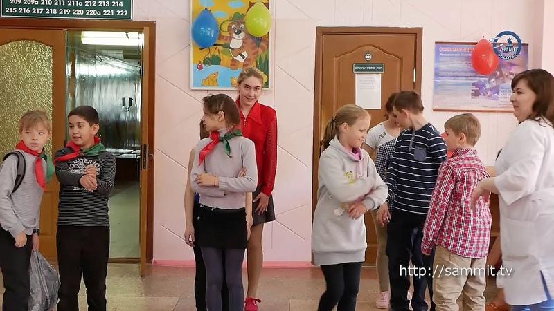 «СаммитТВ» В детской поликлинике отметили Международный день семьи