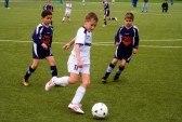 золотий пензлик - дитячий футбол