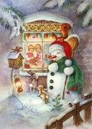 Зима... Морозная и снежная, для кого-то долгожданная, а кем-то не очень любимая, но бесспорно – прекрасная.  HRE-y_zXylM