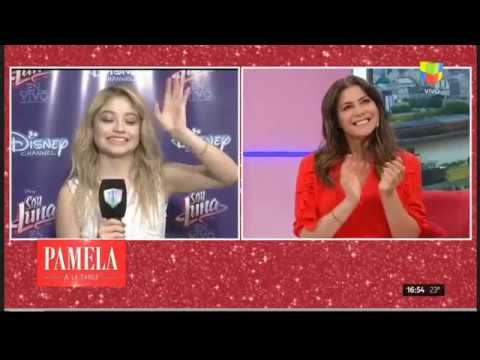 Karol Sevilla, protagonista de Sol Luna mano a mano con Pamela cuenta los detalles de la serie