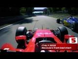Kimi Raikkonens Top 5 Races for Ferrari