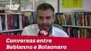 CarlosAndreazza: Fica parecendo que o presidente da República deve satisfação à emissora de TV