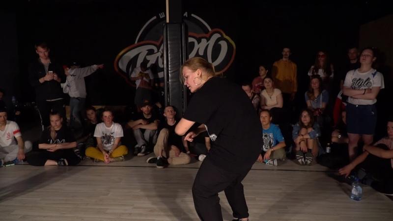 Пахан vs NST /1/2 final Hip-hop battle 1vs1 / DANCE EVENT | NO SELECTION