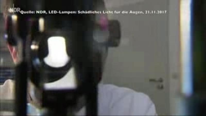 LED-Angriff auf Dein Augenlicht – Deutschland fördert Deine Erblindung!