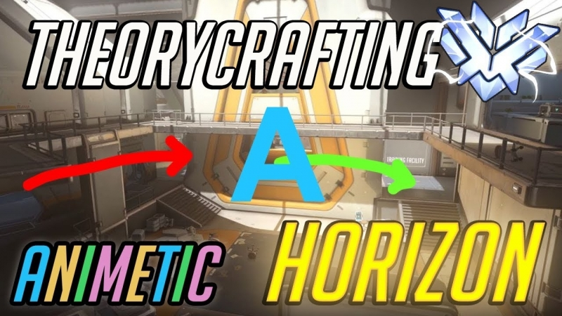 [Animetic] Theorycrafting: Horizon Lunary Colony (Point A) - Overwatch
