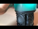 JBL PULSE 3 FIRST BASS TEST ON YOUTUBE - DISASSEMBLED - WOOFER EXCURSION.mp4