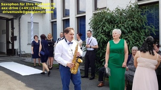 Sax-Drive - EL BIMBO - Hochzeit