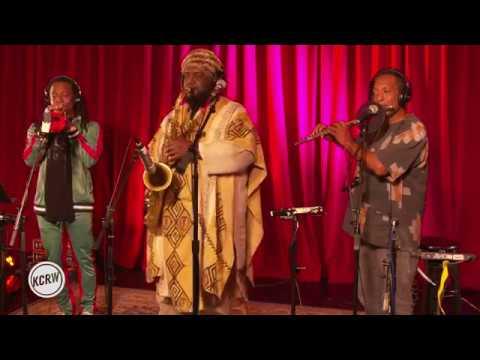 Kamasi Washington performing The Space Travelers Lullaby'' live on KCRW