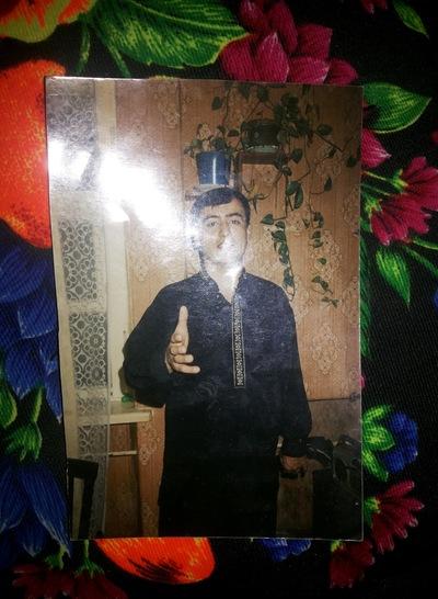 Фархидинов Бахриддин, 24 апреля 1996, Москва, id155440806