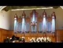 Закрытие Летнего джазового фестиваля в Консерватории им. Чайковского 18.06.2018