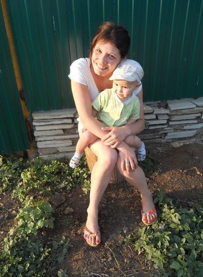 Юленька Яхина, 21 декабря 1989, Стерлитамак, id196117326