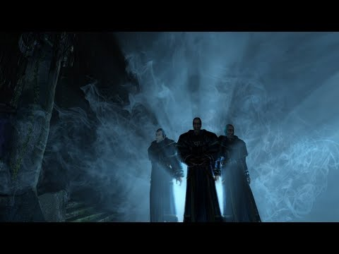 Безымянный не гражданин ¯\_(ツ)_¯ Gothic II Ночь Ворона [2]