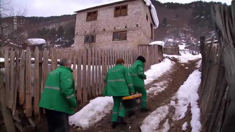 360 Geo - Georgie le culte des ancetres en Svanetie смотреть-1