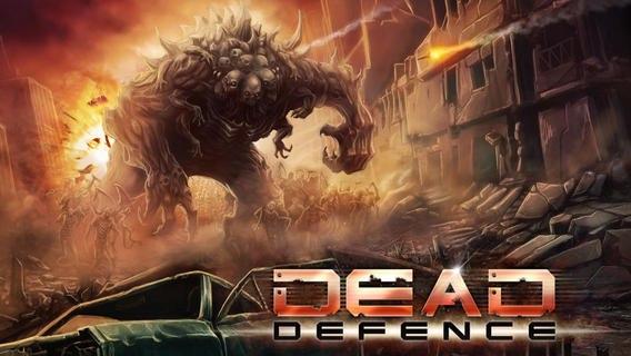 Скачать Dead Defence для android