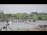Fear the Walking Dead S04E13 - Truck Fall Scene