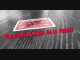 Alexis De La Fuente Flap Card
