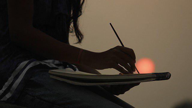 Художник, кисти, краски. Фото: pixabay.com
