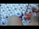 2. Трикотажные швы. Невидимый шов Петля в Петлю Grafting knitting #knitting #crochet