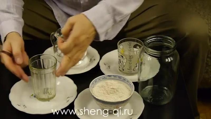 Домашняя ржаная закваска без дрожжей Рецепт закваски для хлеба видео