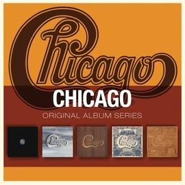 Chicago альбом Original Album Series