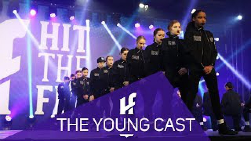 THE YOUNG CAST Finalist Hit The Floor Lévis HTF2017