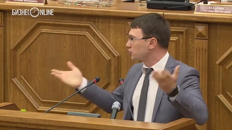 Коммунист Артем Прокофьев резко высказался против пенсионной реформы