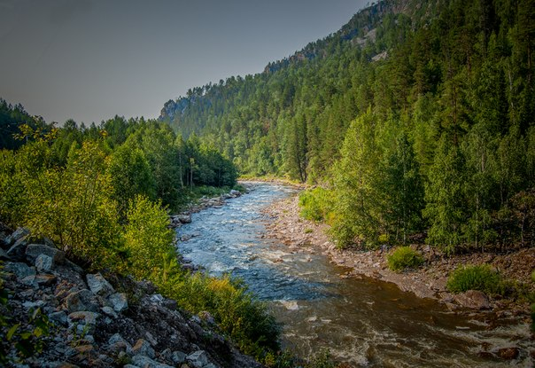 река Малый Инзер, Белорецкий