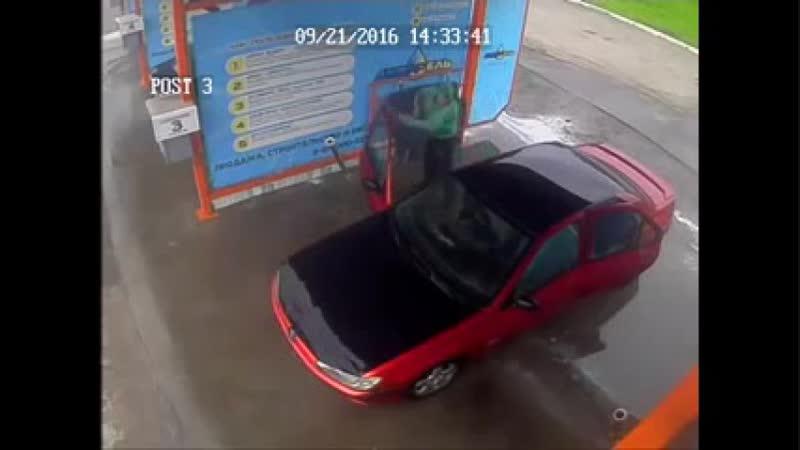 Как НЕ НАДО мыть машину rfr yt yflj vsnm vfibye