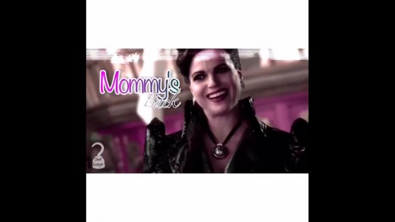 Regina Mills Evil Queen vine