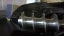 Обработка шнека из д16т шнек производство