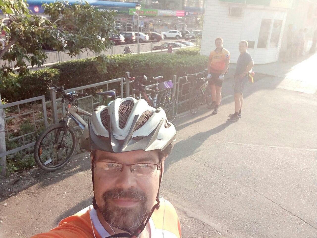 Второй бревет сезона или 3 сотни на велосипеде за 14ч 38 мин