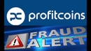 Profitcoins.io Review Exposed Fraud! Profit Coins Scam Analysis (Proof)