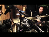 The Sickening(drum cam) Consumed by Hate rehearsal 2015