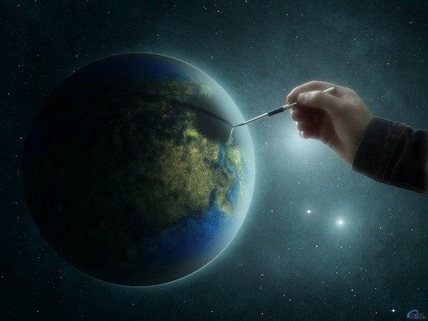 Земля і Всесвіт. Існування