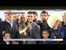 Хабиб Нурмагомедов поблагодарил болельщиков за поддержку