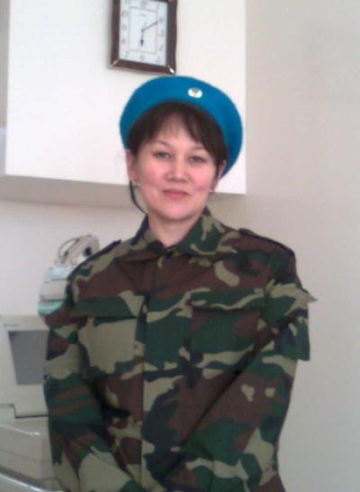 Гульжан Кабулова, 13 декабря 1988, Волгоград, id187004342