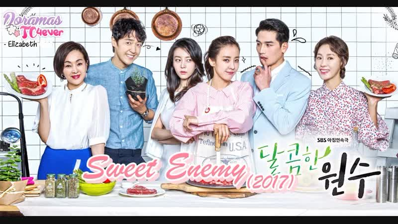 Sweet Enemy Capítulo 110 DoramasTC4ever