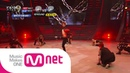 Mnet 댄싱9 시즌2 Ep10 파이널리그 결승전 블루아이 단체무대 Kanye West Ry Legit Black Skin Head Rampage