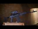 Калашников показал новый автомат АК 308 под патрон НАТО