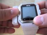 Обзор телефон часы Mito S500 на русском языке