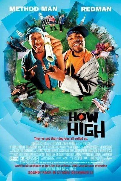 «Торчки» (How High, 2001)