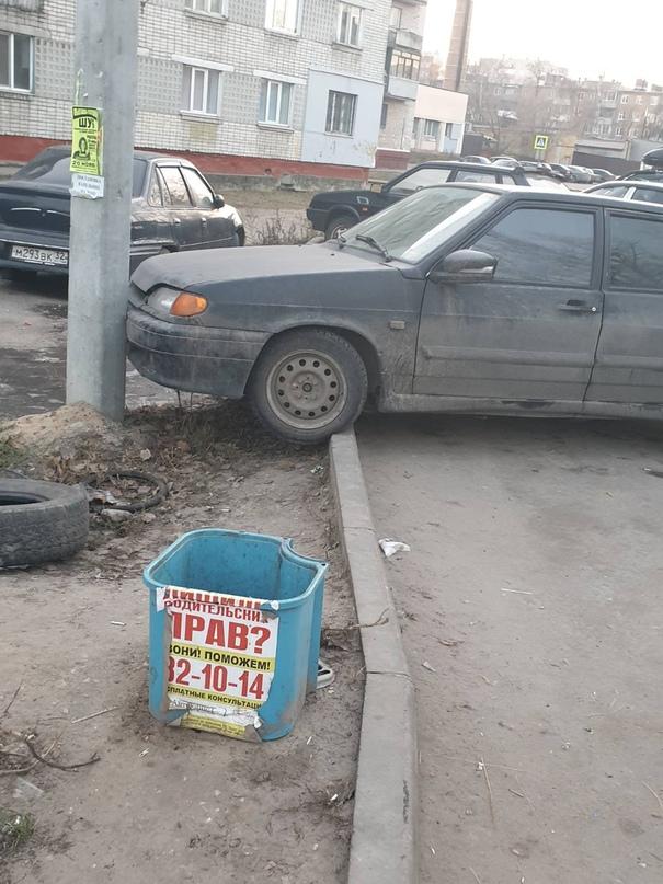 Называется паркуюсь как могу 😂. Конечная 42 в бежице